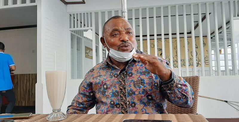 Jimmy Ijie Soroti Hasil Seleksi CPNS di Papua Barat