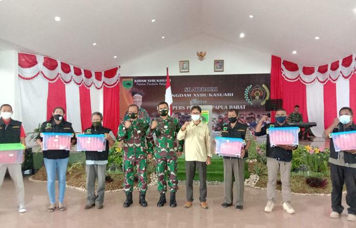 TNI dan Pers Harus Bersinergi Jaga Keamanan
