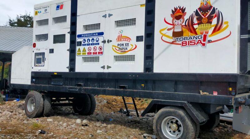 PLN Pastikan Sistem Kelistrikan di Wamena Sudah Pulih