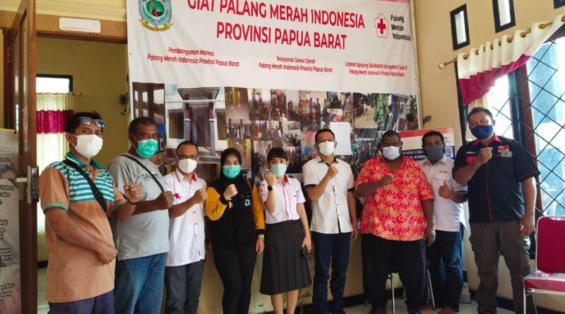 Jusuf Kalla Diharapkan Melantik Pengurus PMI Papua Barat Periode 2020-2025
