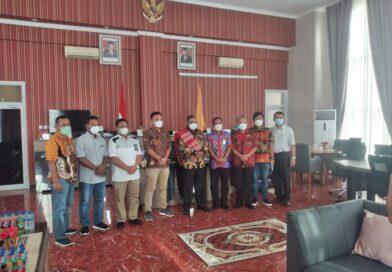 Pemkab Manokwari dan BWS Papua Barat Sinergi Maksimalkan Pelayanan Air Bersih