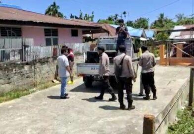 Gagal Temui Wapres, Parjal Demo di Depan Rumah Warga