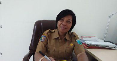 Ketua UKM-IKM Nusantara Papua Barat, Penina Muubuat. Foto : PB News/Edi Musahidin