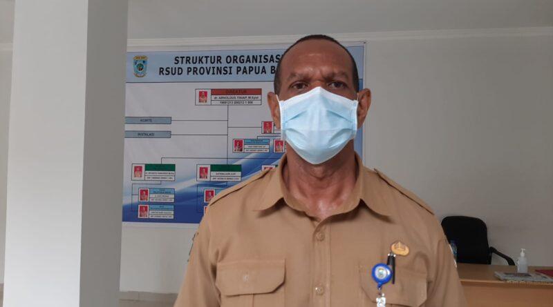 RS Provinsi Buka Layanan Swab PCR untuk Atlet PON Papua Barat